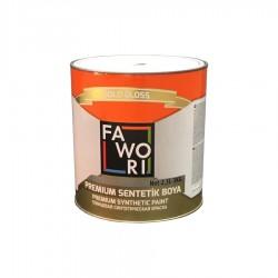 Fawori Premium Sentetik Boya 2,5Litre