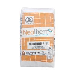 Neotherm Çizgi Doku Dekoratif Sıva