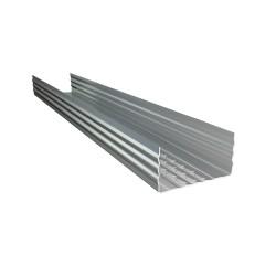 Alçıpan Duvar U50 Profili 0,40mm 3mt
