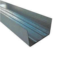Knauf Alçıpan Duvar U100 Profili 0,50mm 3mt